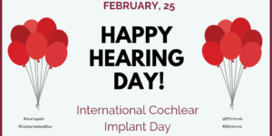 International Cochlear Implant Day