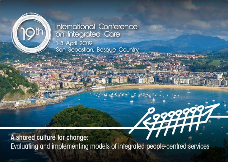 International Conference on Integrated Care @ Palacio de Congresos Kursaal (Donostia-San Sebastian)
