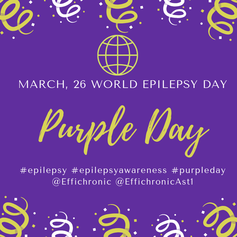 World Epilepsy Day (Purple Day)