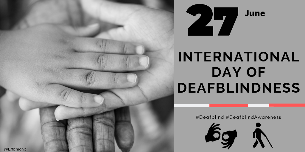 International Day of deafblindness